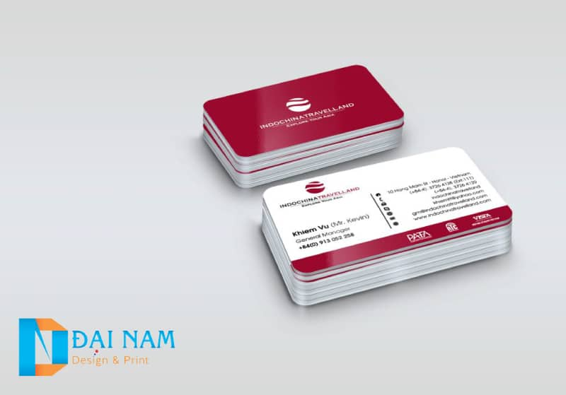 In Nhanh (tờ rơi, name card, catalogue, voucher)